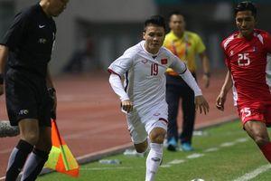 Olympic Việt Nam thắng Nepal nhưng lộ yếu huyệt?