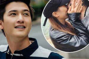 Huỳnh Anh 'bất chấp tất cả' trong ngày bạn gái 9x về lại Bỉ