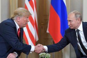 Trump-Putin đồng ý Iran phải ra khỏi Syria
