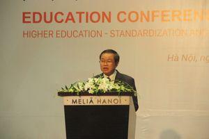 Giáo dục đại học làm gì để chuẩn hóa và hội nhập?