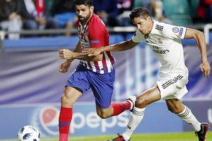 Atletico Madrid 4-2 Real Madrid: Báo động cho đội bóng Hoàng gia?