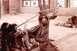 Ảnh độc: Phạm nhân thời nhà Thanh chịu hình phạt thế nào?