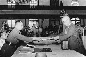 Vũ khí Nhật rơi vào tay ai sau Chiến tranh Thế giới thứ 2?
