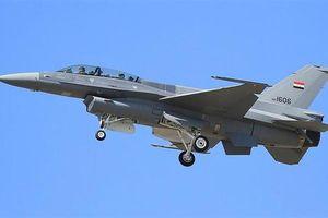 Iraq ồ ạt không kích IS ở Syria