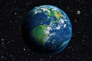 Mặt trăng tí hon giúp bảo vệ Trái đất