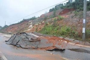 Mưa lũ gây thiệt hại nặng ở Tu Mơ Rông, Kon Tum