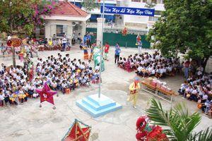Mở ra trang mới trong lịch sử phát triển trường tiểu học