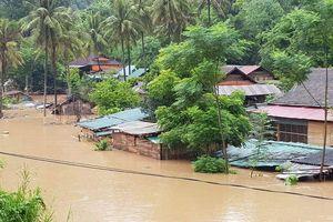 4 người chết và mất tích do lũ, nhiều địa phương di dân khẩn cấp