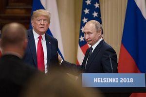Ông Trump và ông Putin nhất trí Iran phải rút quân khỏi Syria