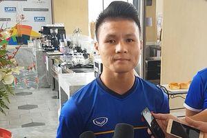 Quang Hải: 'Đội Olympic tại ASIAD mạnh hơn đội U.23 tại Thường Châu'