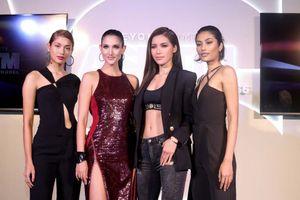 Minh Tú đọ dáng cùng dàn thí sinh Asia's Next Top Model tại Thái Lan