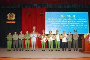8 Phó giám đốc Công an tỉnh Đồng Nai là những ai?