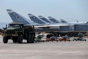 Nga bắn hạ 45 máy bay không người lái của khủng bố ở Syria