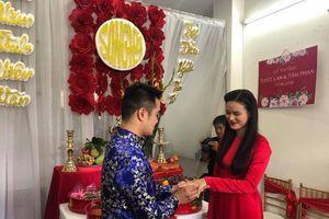 Á quân 'Next Top Model 2010' Tuyết Lan kết hôn cùng bạn trai Việt kiều