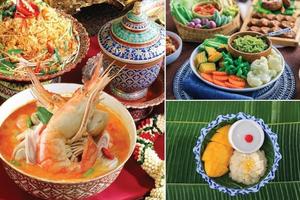 Thưởng thức ẩm thực Thái Lan trong lòng Hà Nội
