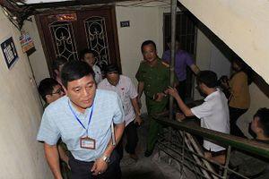 Hà Nội giám sát PCCC 1.500 chung cư: Hô quyết tâm rồi để đấy!