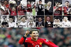 Tròn 15 năm ngày Ronaldo khởi đầu cho chặng đường thành huyền thoại
