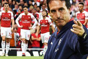 Đại chiến Chelsea vs Arsenal: HLV Unai Emery tuyên bố 'nóng'