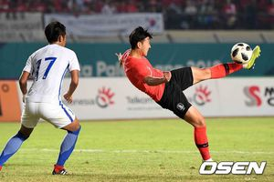 U23 Malaysia gây địa chấn khi quật ngã U23 Hàn Quốc