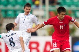 Tường thuật trực tiếp U23 Triều Tiên vs U23 Iran