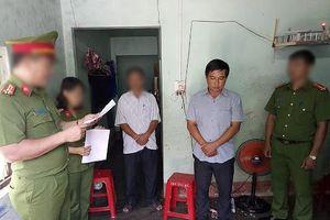Bắt tạm giam, khám nhà 3 cán bộ nhờ dân đứng tên để lĩnh tiền đền bù đất