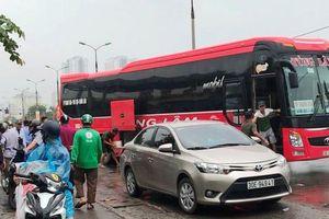 Hà Nội: Cần xử lý nghiêm tình trạng nhà xe bắt khách sai quy định