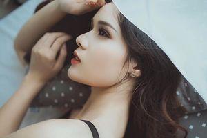 Vẻ nóng bỏng của bạn gái Trọng Đại U23 Việt Nam