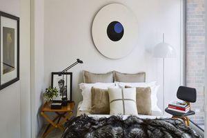 Phòng ngủ đơn điệu bỗng ngập tràn lãng mạn với những mẫu đèn mới lạ