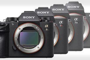 Sony đã trở thành hãng máy ảnh số 1 tại thị trường Mỹ