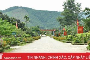 Góp 2,7 tỷ đồng xây dựng khu dân cư miền núi đẹp hàng đầu Hà Tĩnh
