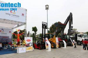 Khoảng 200 doanh nghiệp tham gia triển lãm Contech Vietnam 2018