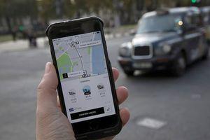 London nối gót New York tìm cách hạn chế xe Uber