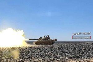 Quân đội Syria giáng đòn sấm sét hủy diệt IS ở tử địa Sweida