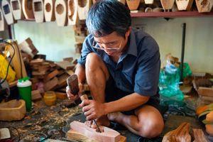 Nghệ nhân 30 năm miệt mài 'tạo hình' cho bánh trung thu