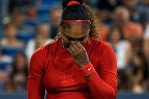 Nghẹn lòng trước lý do Serena hứng chịu thất bại nặng nề nhất sự nghiệp