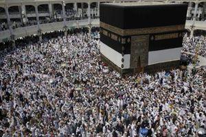 Ứng dụng công nghệ cao hỗ trợ các tín đồ Hồi giáo hành hương đến Mecca