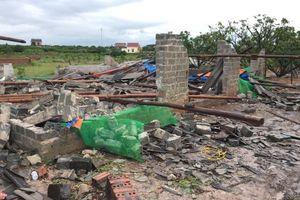 Hải Dương: Lốc xoáy gây thiệt hại nhiều nơi