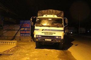 TP HCM: Xe tải bỏ trốn sau khi cán người tử vong
