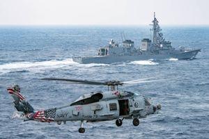 Mỹ kiên quyết cứng rắn với Trung Quốc trên Biển Đông