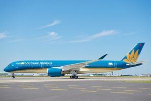 Vietnam Airlines 'bắt tay' Lufthansa Technik bảo dưỡng động cơ Airbus A350