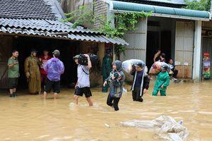 Các địa phương tập trung khắc phục hậu quả cơn bão số 4