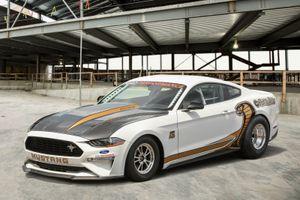 Có một chiếc Ford Mustang nhanh và mạnh đến nỗi không được phép lưu thông ngoài đường