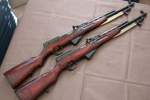 Cận cảnh súng trường quân dụng CKC do Liên Xô phát triển