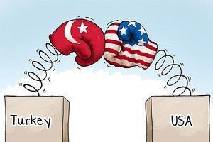 Trung Quốc ủng hộ tinh thần đối với Thổ Nhĩ Kỳ trong tranh chấp với Mỹ