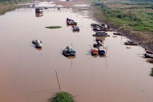 Hà Nội đầu tư hơn 23,9 tỷ đồng xử lý cấp bách đê bờ hữu sông Vân Đình