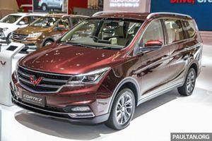 Xe Trung Quốc Wuling Cortez quyết hạ bệ Toyota Innova tại Đông Nam Á