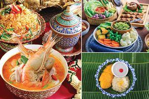 Tuần lễ ẩm thực Thái Lan đặc sắc tại Hà Nội