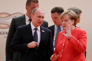 Thủ tướng Merkel không kì vọng nhiều vào cuộc gặp với Tổng thống Putin