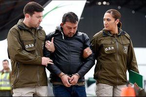 Chile bắt được đối tượng gọi điện thoại dọa có bom trên hàng loạt chuyến bay