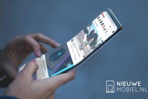 Phác họa chân dung Galaxy X, smartphone gập của Samsung